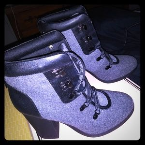 Juicy Couture Boots size 8